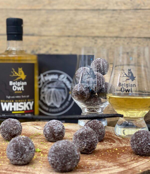 Truffe Whisky Belgian Owl Site Sd