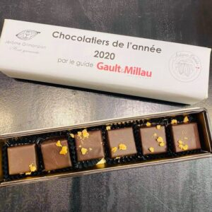 Coffret Des Pralines Des 2 Meilleurs Chocolatiers 2020 Sd
