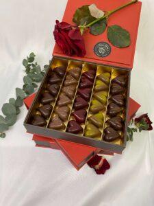 Coffret Saint Valentin 30 Pièces Sd