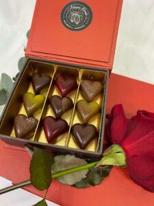 Coffret Saint Valentin 9 Pièces Sd